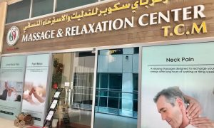 Sports or Deep Tissue Spa Treatment at Bay Square Massage & Relaxation Center - Dubaisavers