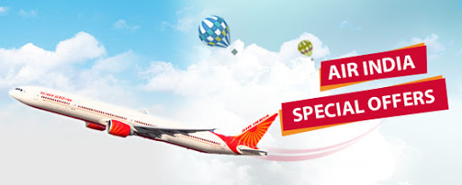 Air India Special offers