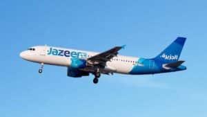 Jazeera airways special offers