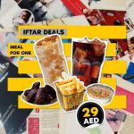 My Shawarma Iftar offer - Dubaisavers