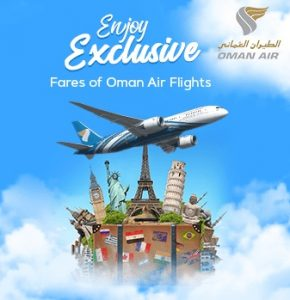 Oman Air Special offers