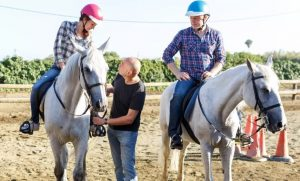 Up to Eight 45-Minute Horse Riding Lessons at Al Madam 2 Stables - Dubaisavers
