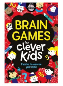 Brain Games For Clever Kids by Gareth Moore - Dubaisavers