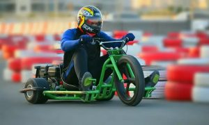 15-Minute Drift Trike Experience for Up to Four at Drift Zone - Dubaisavers