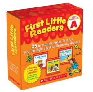 First Little Readers: Guided Reading Level A by Deborah Schecter - Dubaisavers
