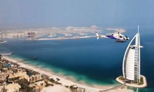 Up to 30-Minute Dubai Helicopter Tour Experience for Up to Five from Heli Dubai - Dubaisavers