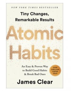Atomic Habits: An Easy & Proven Way to Build Good Habits & Break Bad Ones by James Clear - Dubaisavers