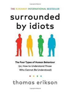 Surrounded by Idiots: The Four Types of Human Behaviour by Thomas Erikson - Dubaisavers