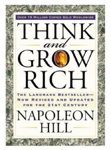 Think and Grow Rich by Napoleon Hill - Dubaisavers