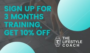 The lifestyle coach discount offer