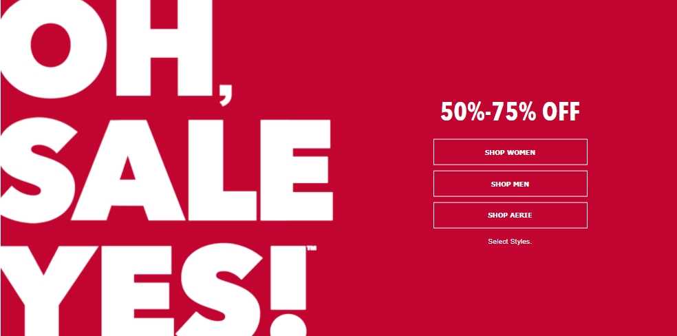 american eagle outfitter sale