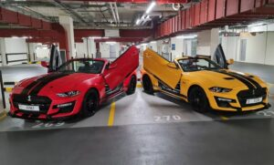 Muscle Cars Rent A Car